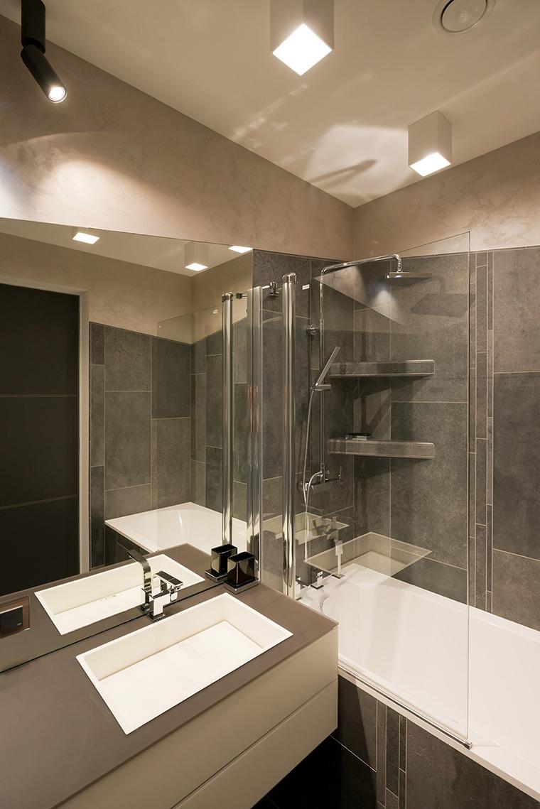 интерьер ванной - фото № 53732