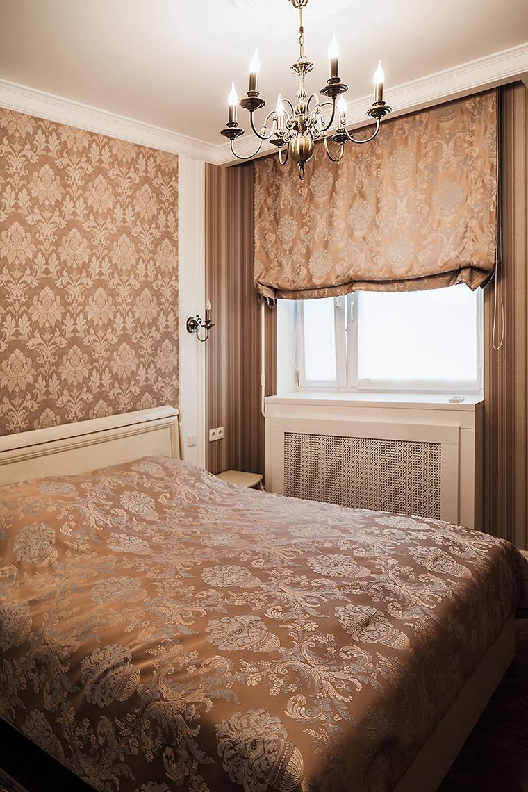 Фото № 53811 спальня  Квартира