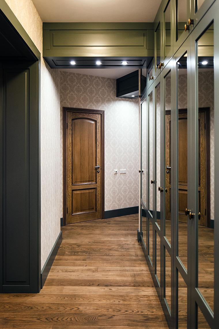 Фото № 53806 холл  Квартира