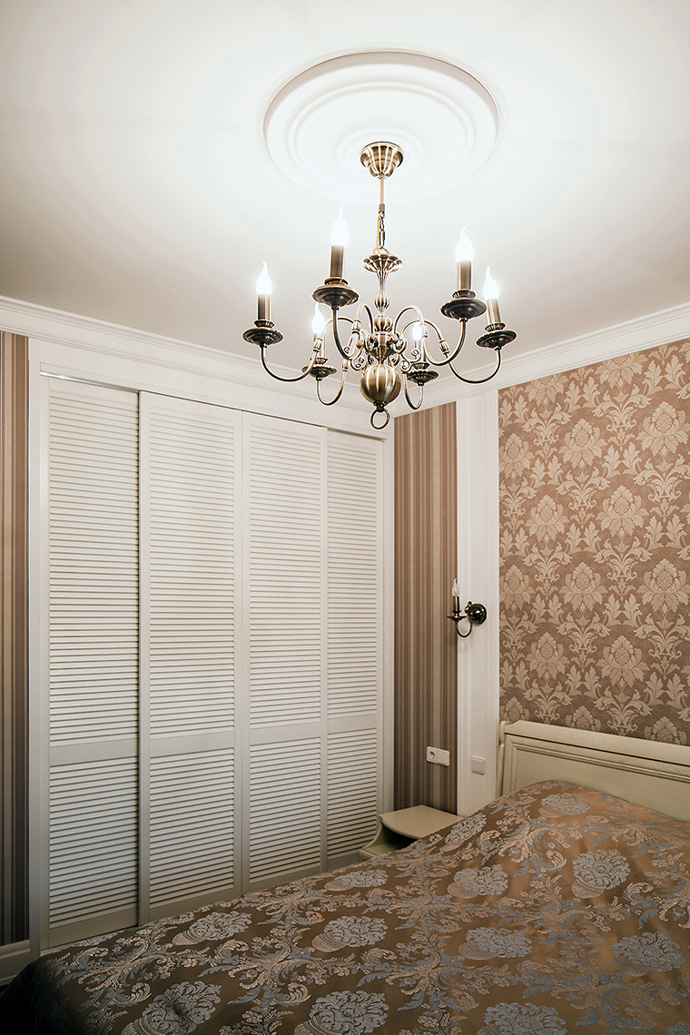Фото № 53810 спальня  Квартира