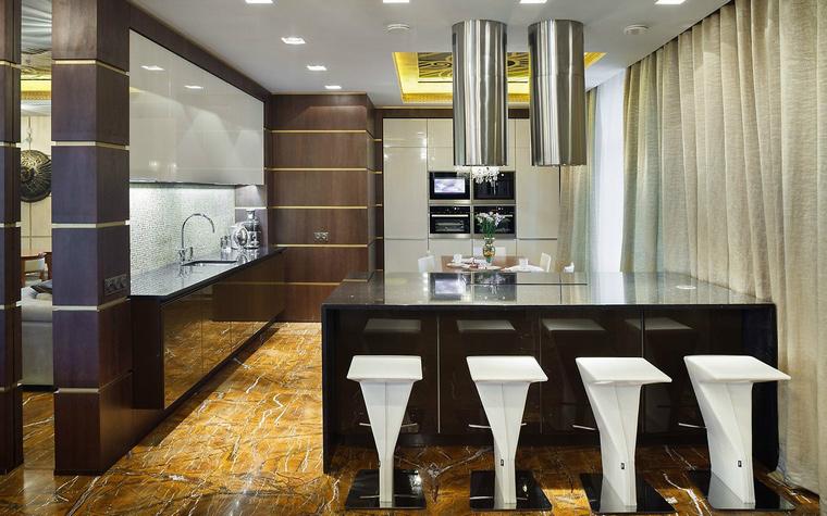интерьер кухни - фото № 53868