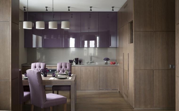 Квартира. кухня из проекта , фото №53958