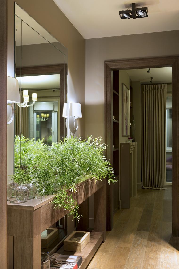 Квартира. холл из проекта , фото №53970