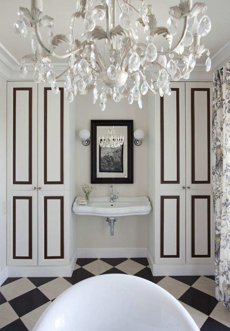 Фото № 54013 ванная  Квартира