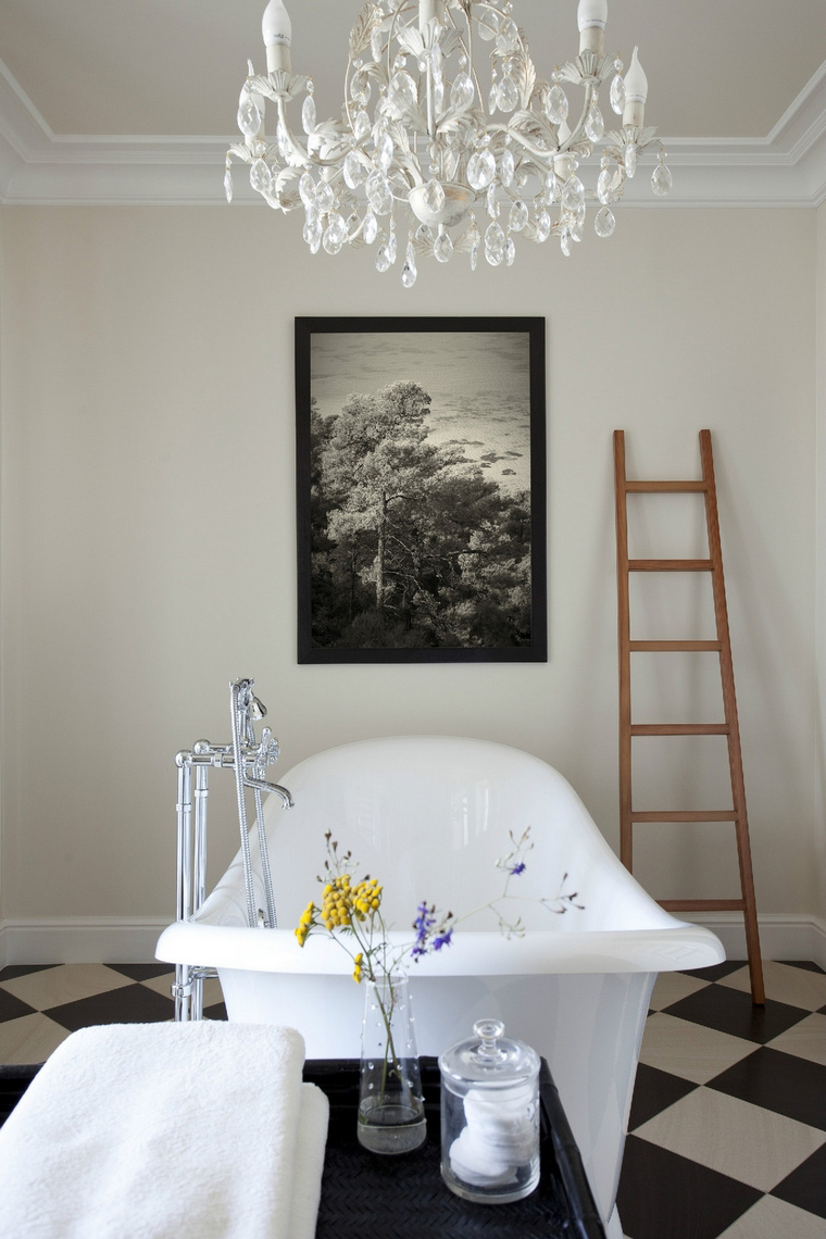 Фото № 54014 ванная  Квартира
