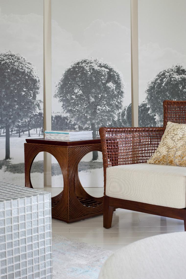 интерьер гостиной - фото № 54015