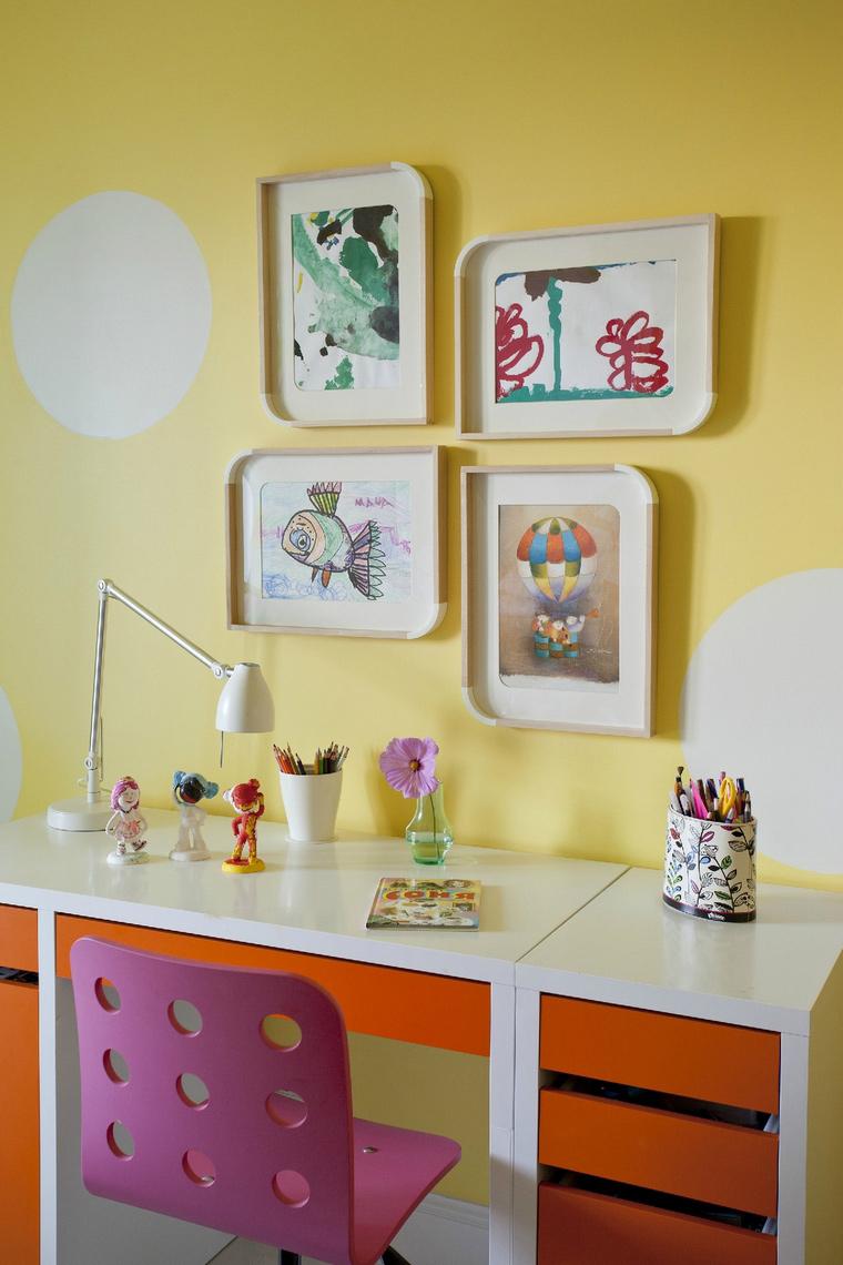 Фото № 53999 детская  Квартира
