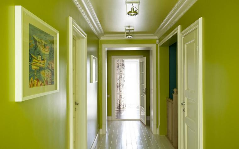 Фото № 54012 холл  Квартира
