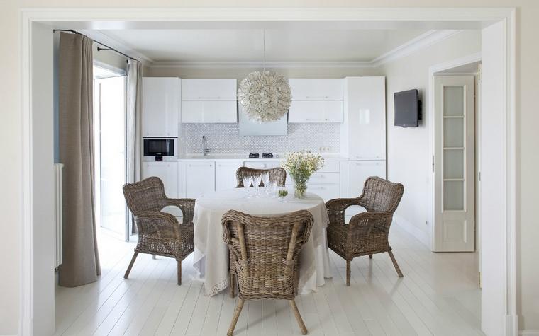 Фото № 54004 кухня  Квартира