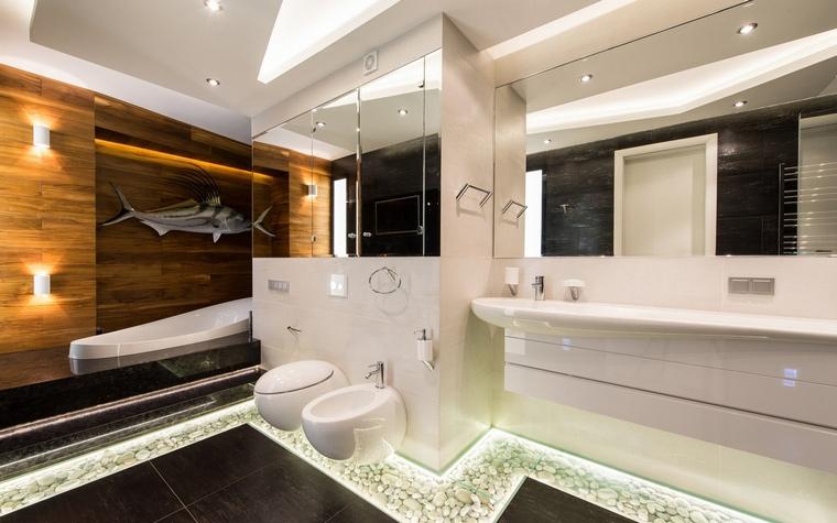 Фото № 54023 ванная  Квартира