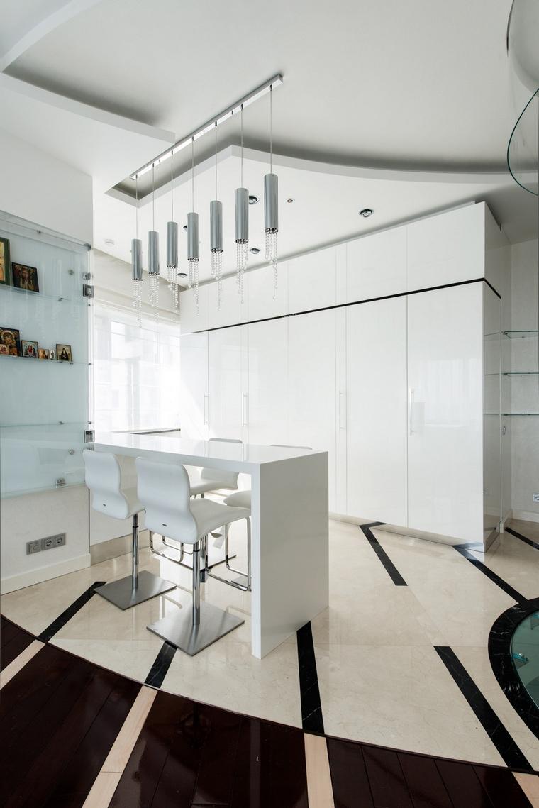 Фото № 54026 кухня  Квартира