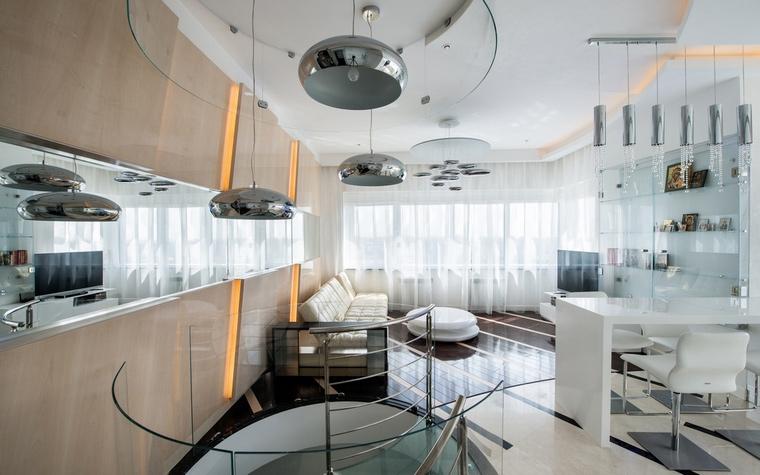интерьер гостиной - фото № 54016