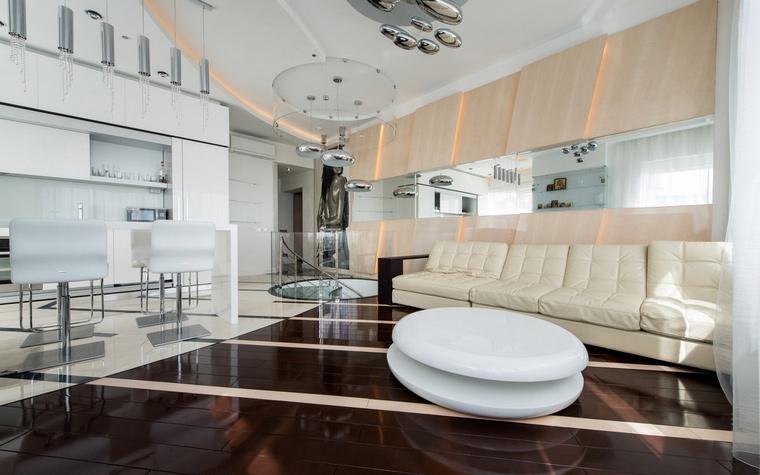 интерьер гостиной - фото № 54017