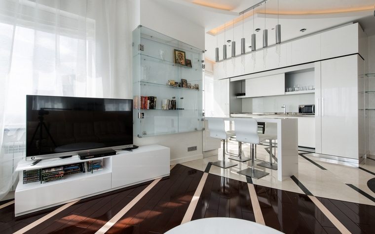 Фото № 54024 кухня  Квартира