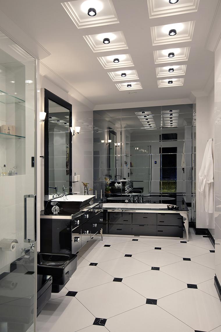 Фото № 54115 ванная  Квартира