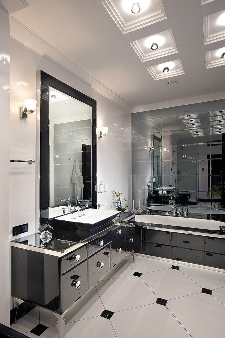 Фото № 54116 ванная  Квартира