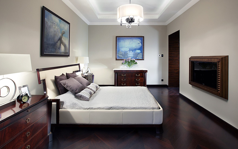 Фото № 54102 спальня  Квартира