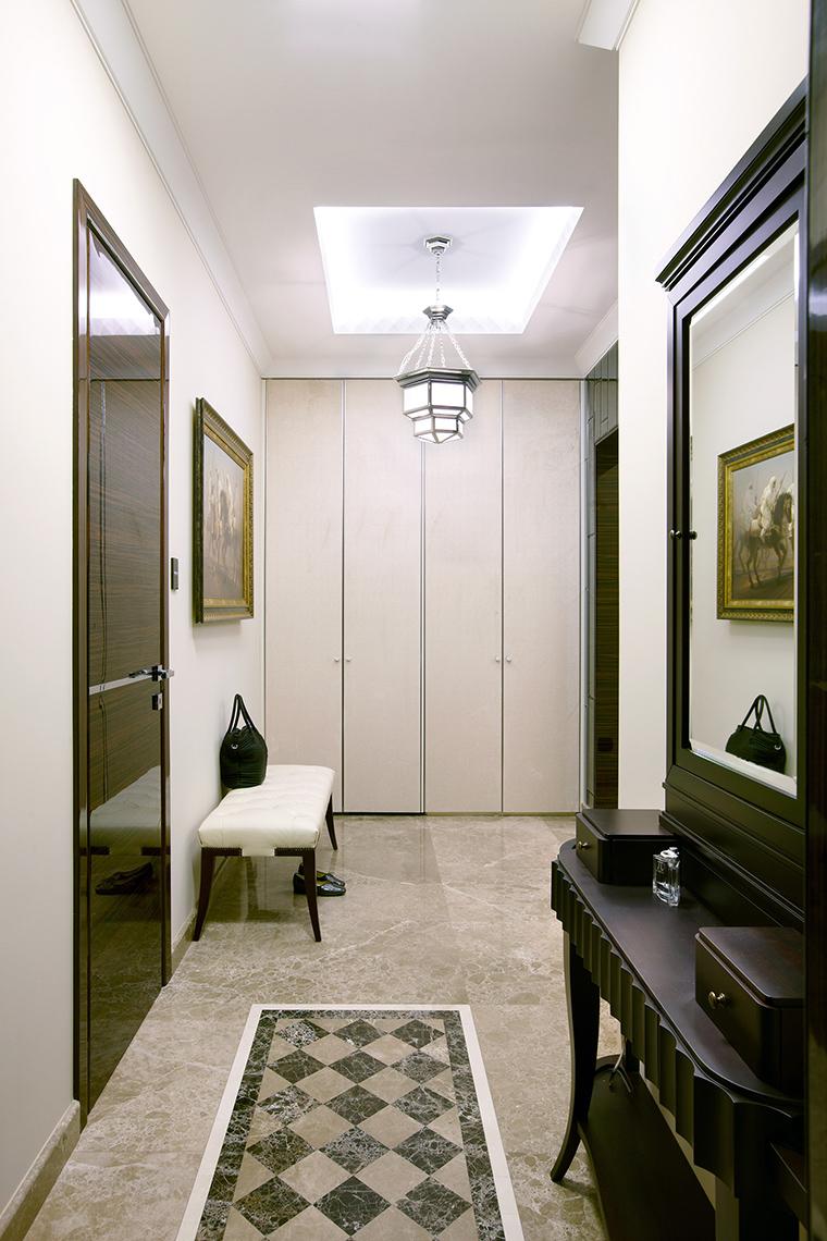 Фото № 54113 холл  Квартира
