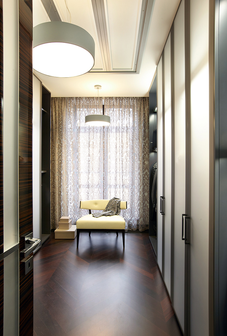 Фото № 54114 гардеробная  Квартира