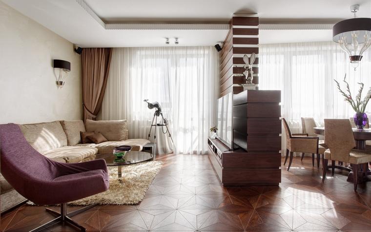 Фото № 54246 гостиная  Квартира