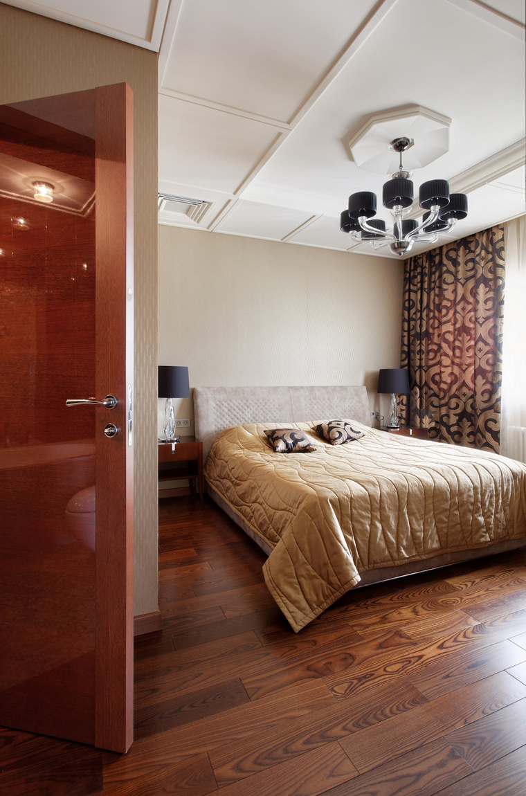 Фото № 54258 спальня  Квартира