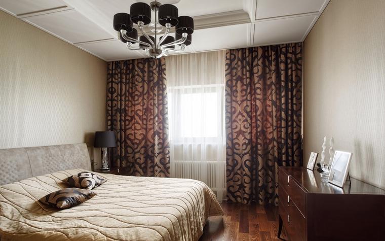 Фото № 54259 спальня  Квартира