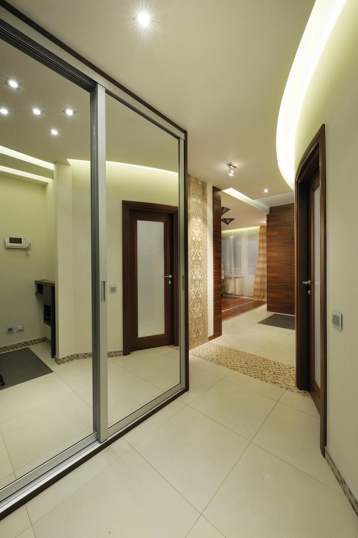 Квартира. холл из проекта , фото №54359