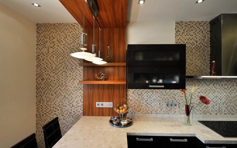 Квартира. кухня из проекта , фото №54356