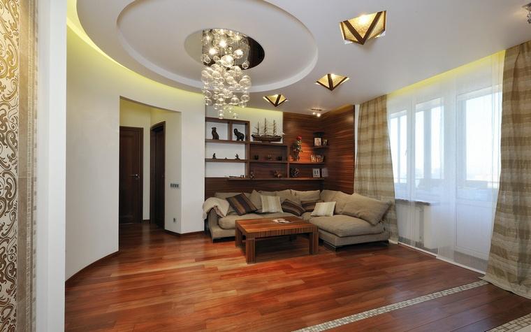 Фото № 54349 гостиная  Квартира
