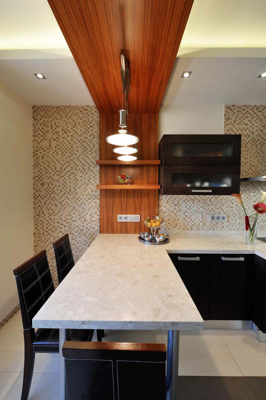 Фото № 54354 кухня  Квартира