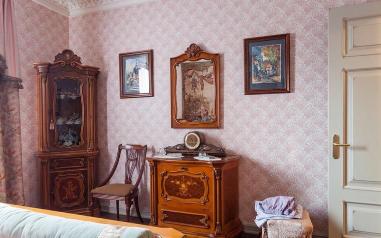 Квартира. спальня из проекта , фото №54449