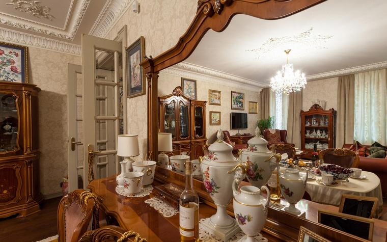 Квартира. столовая из проекта , фото №54443
