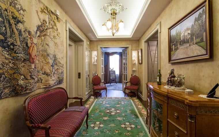 интерьер холла - фото № 54457