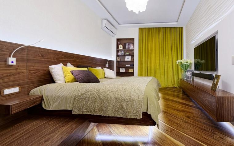 Фото № 54550 спальня  Квартира
