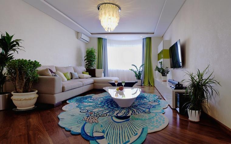 Фото № 54544 гостиная  Квартира