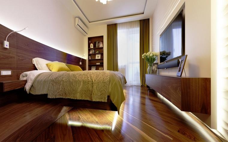 Фото № 54548 спальня  Квартира