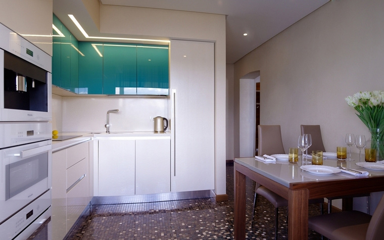 интерьер кухни - фото № 54545