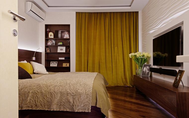 Фото № 54549 спальня  Квартира