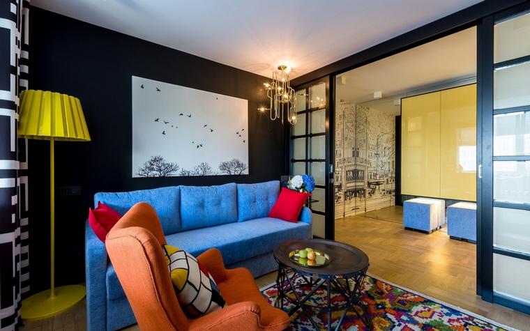 Фото № 54557 гостиная  Квартира