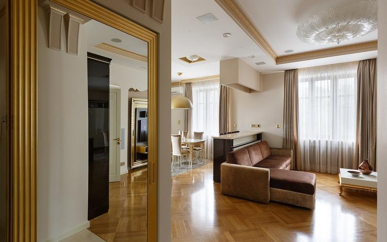 Фото № 54615 гостиная  Квартира