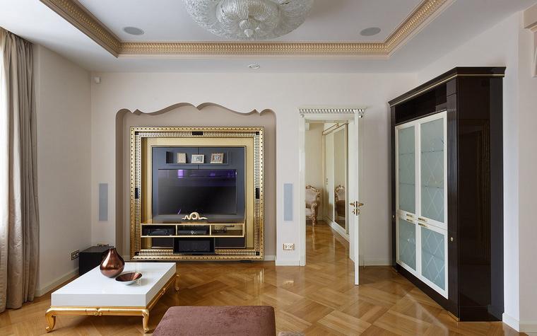 Фото № 54612 гостиная  Квартира