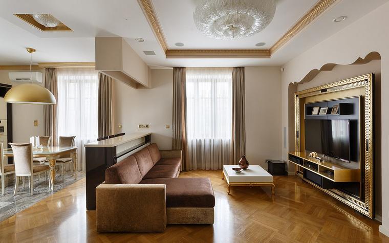 Фото № 54616 гостиная  Квартира