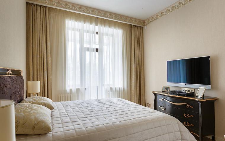 Фото № 54694 спальня  Квартира
