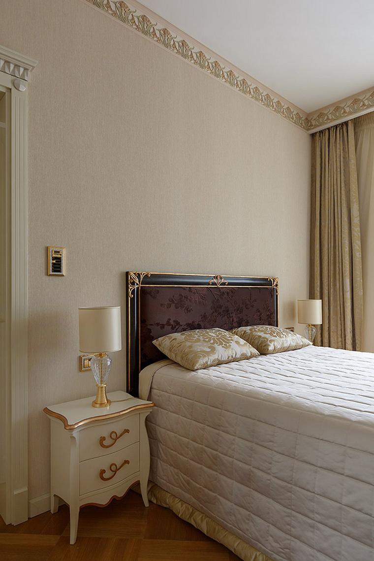 Фото № 54695 спальня  Квартира