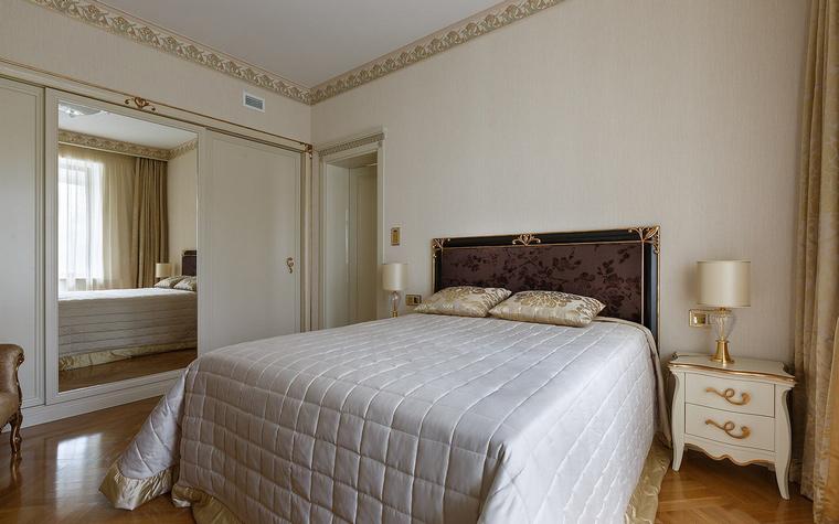 Фото № 54696 спальня  Квартира