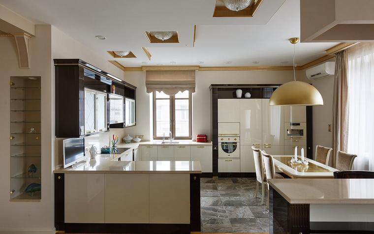 Фото № 54654 кухня  Квартира