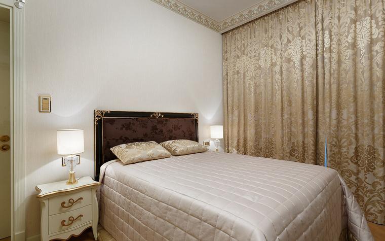 Фото № 54702 спальня  Квартира