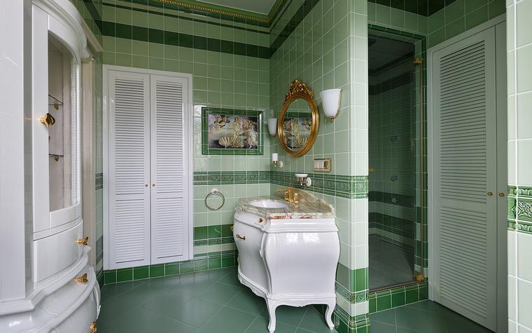 Фото № 54706 ванная  Квартира