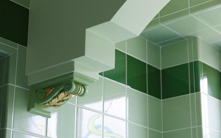 Фото № 54715 ванная  Квартира
