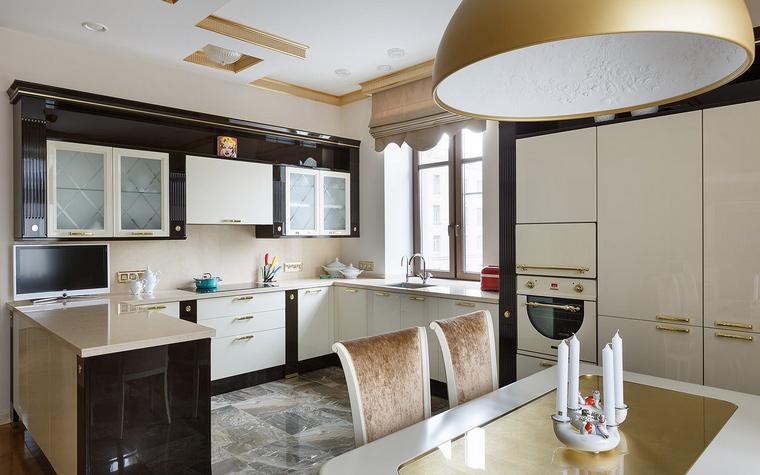 Фото № 54650 кухня  Квартира
